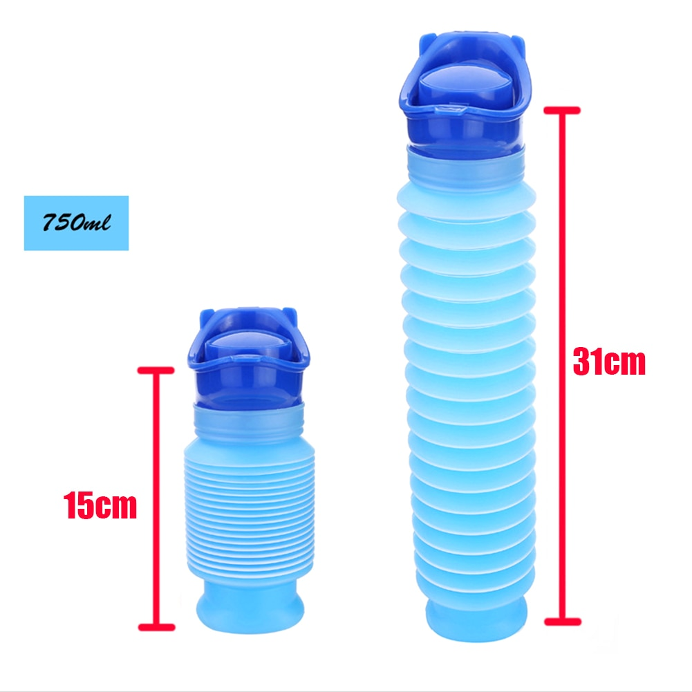 Outdoor Portable Urine bag Women Men Children For Travel Camp Hiking Potty Foldable Camping Mobile Emergency Urinal Pee Funnel