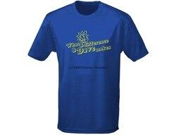 Que diferença um dave faz engraçado masculino camiseta (12 cores)