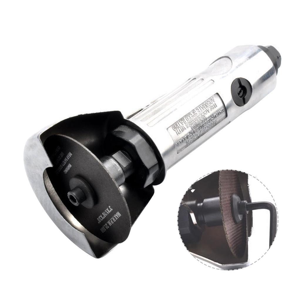 3 بوصة 18000CFM عالية الكفاءة الهواء الهوائية ماكينة قطع المعادن زاوية طاحونة السيارات قطع إصلاح أداة الأجهزة أداة