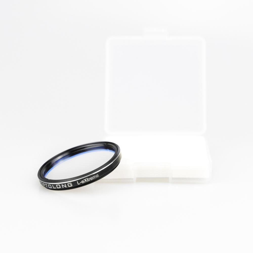 OPTOLONG – filtre l-extreme, 2 pouces, double bande, filtre, conçu pour DSLR CCD, contrôle de la pollution lumineuse, Amateurs, LD1016