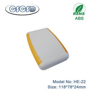 118*78*24mm dust-proof portable enclosure plastic enclosure for electronics handheld soft side enclosure small plastic enclosure