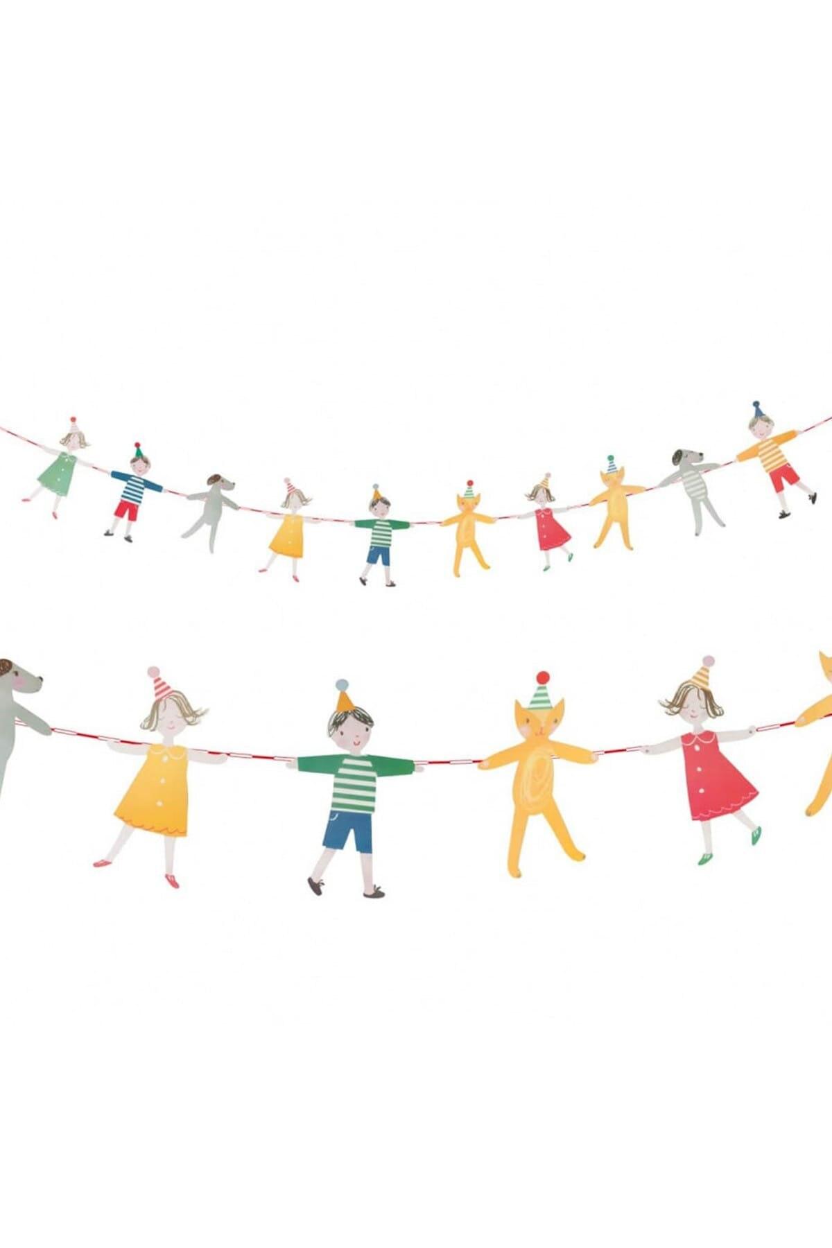 Веселый детский плакат орнамент украшение на день рождения