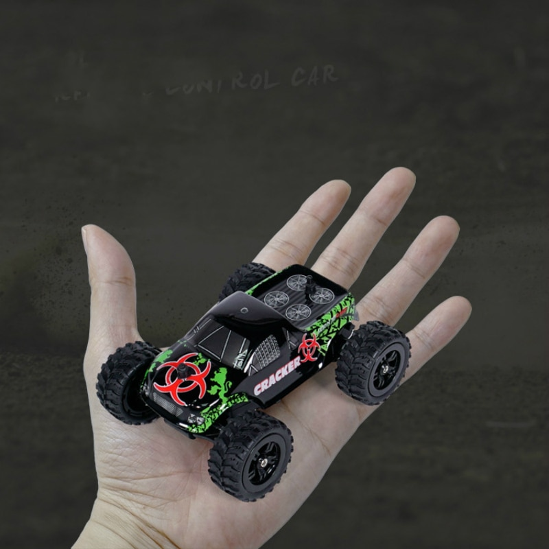 Hot 9115m Mini RC car 1:32 Full Scale 4CH 2WD 2.4GHz Off-Road RC Racing Car Truck Vehicle High Speed