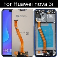 6 30 lcd for huawei p smart p smart plus 2018 ine lx1r ine lx2 ine lx2 nova 3i lcd display touch screen digitizer assembly
