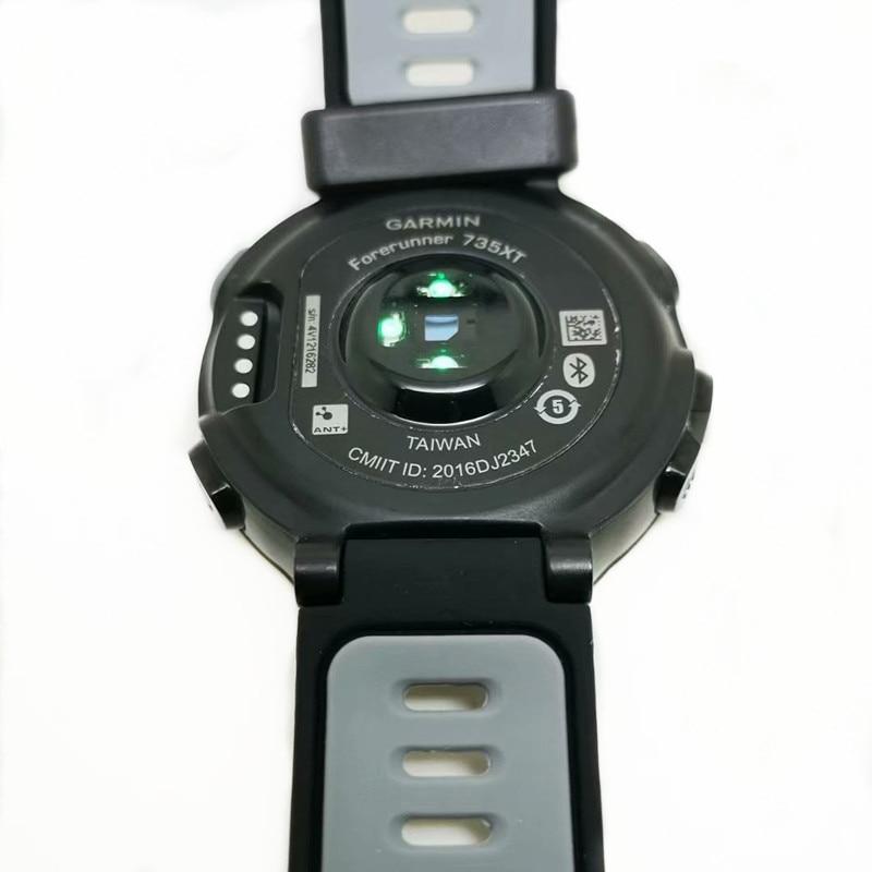 Garmin-ساعة رياضية ذكية ، Forerunner 735XT ، للماراثون وركوب الترياتلون