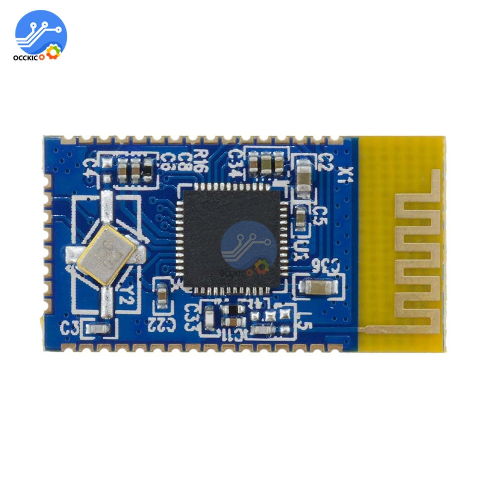 BK3254 Bluetooth V4.1 Audio Module F6888 Stereo Audio Sound Receiver FM Radio/TF/U Disk/ Infrared Remote Control for Speaker