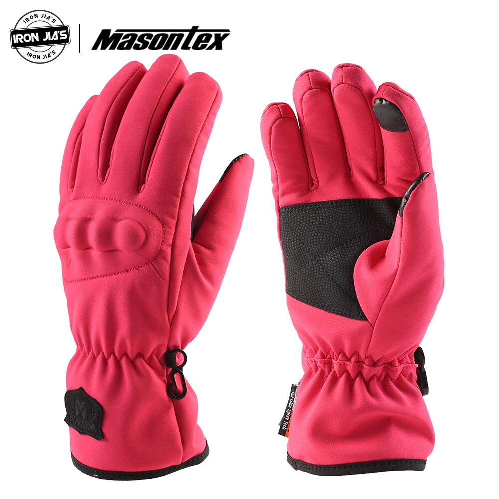 Masontex Motorcycle Gloves Men Waterproof Windproof Winter Moto Gloves Touch Screen Gant Moto Guantes Motorbike Riding Gloves enlarge