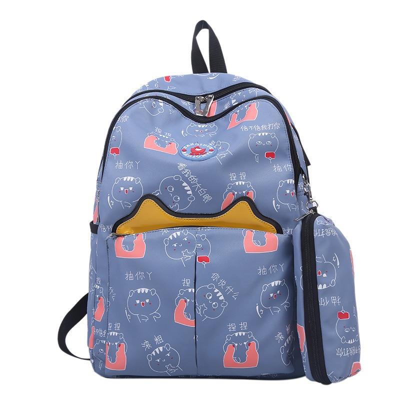 Детский школьный ранец для девочек, ортопедический рюкзак для начальной школы для принцессы, детский школьный портфель, 2021