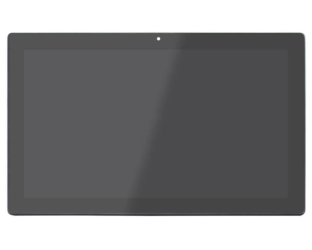 Portátil para Lenovo Miix 510-12IKB LCD pantalla táctil digitalizador montaje de pantalla con marco