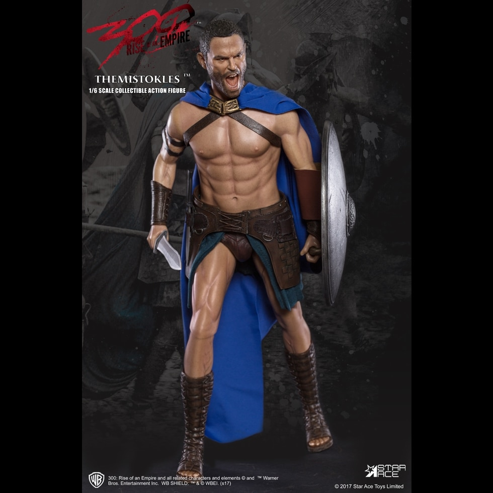 """1/6 Scale Collectible Figures 300 Rise of Empire Sullivan Stepalone 12"""" Action Figure Doll Plastic Model Toys Gift"""