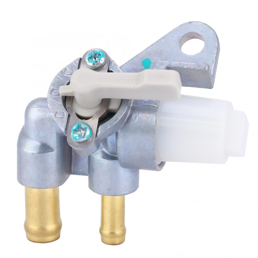 GT60, válvula de llave de grifo para combustible, llave de purga, llave de tanque de combustible para gasolina, generador de diésel, tanque de combustible para gasolina