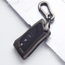 Support du couvercle de boitier de voiture en alliage de Zinc pour Lexus IS GS GX LS500H NX RX LX LC RC 200 250 570 2018 2019 accessoires