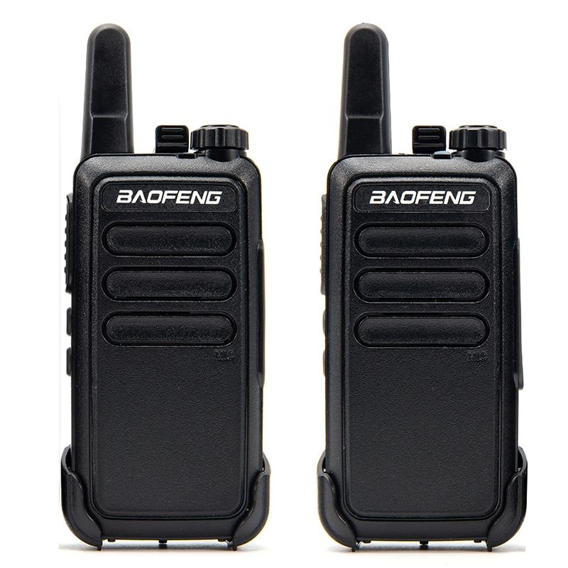 Baofeng BF-C9 BFC9 UHF Band Mini Walkie Talkie Set BF-888s Portable USB Charge Handheld Two Way Ham Radio Hunting Hiking