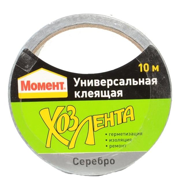 Cinta adhesiva HENKEL Moment 011149 10m resina de caucho de algodón de polietileno