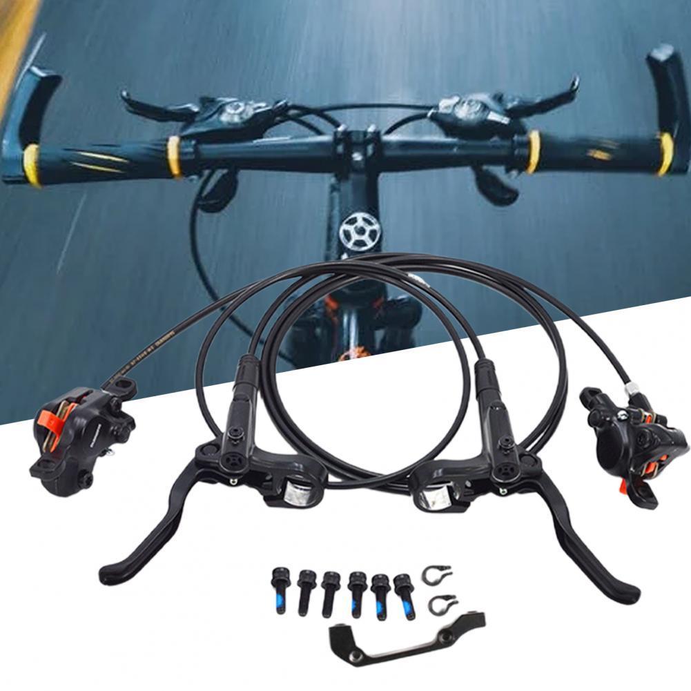 Freno de disco de aceite hidráulico para bicicleta, accesorio de Metal G3/RT30...