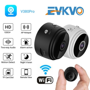 A9 1080P HD IP Mini Camera Wireless Wifi Security Remote Control Surveillance Night Vision Mobile Motion Detection Camera