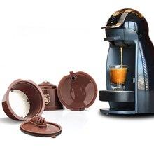 Crema Version 3rd génération pour Dolce Gusto café Capsule filtres tasse rechargeable réutilisable café goutteur thé paniers