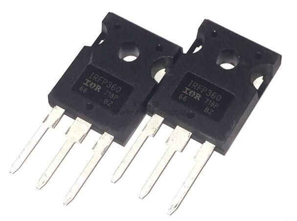 20 قطعة جديد IRFP360 أنبوب تأثير المجال MOS 400V23A الترانزستور TO247 IRFP360PBF