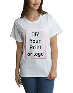 Babywearing 2020 Customized Print T Shirt Brand  Tees T-shirt Men's Boy's clothes Women's Girl's DIY Photo Logo  Kid's Tshirt