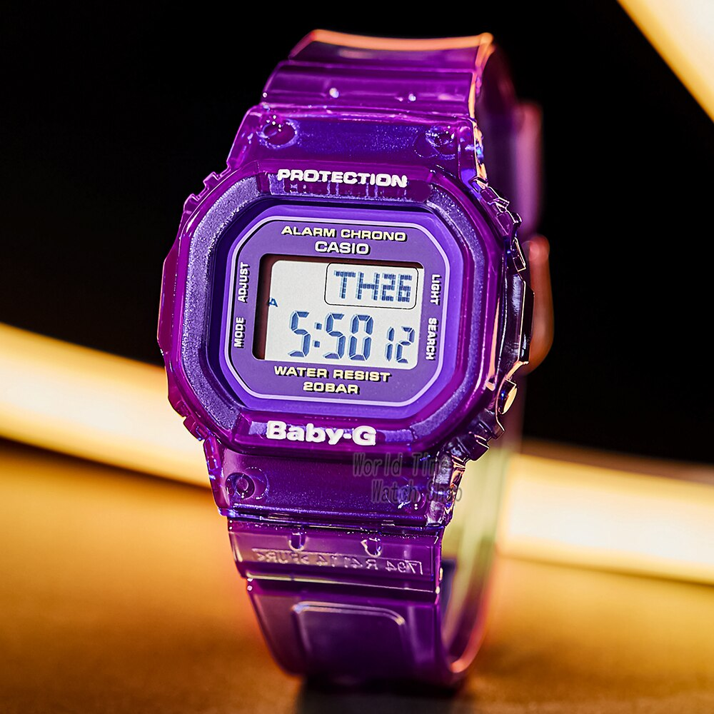 Casio watch g shock women watches top luxury digital diving sport Waterproof watch ladies Clock quartz watch women reloj mujer enlarge