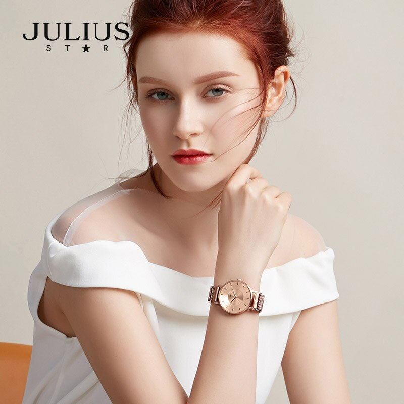Luxury Watches for Women Fashion Best Seller Top Brands Stainless Steel Mesh Band Womens Top Luxury Watch Wholesale Girl Gift enlarge