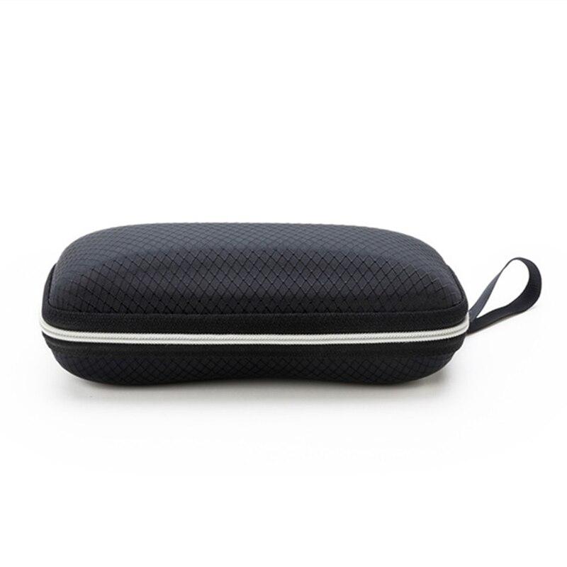 Estuches portátiles de almacenamiento de gafas de sol gafas de lectura bolsa de transporte EVA estuche rígido con cremallera bolsa de viaje