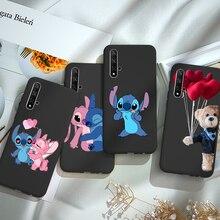 Cartoon Phone Honor 20 Case FOR Huawei Honor 10 10i Lite 9 7A PRO 7C 8A 8C 8S 20S View 20 9X 8X 9A 9C 9S Premium Silicone Cover