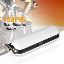 150 PSI compresor de aire portátil Mini inflador bomba eléctrica para coche bicicleta neumáticos bicicleta choque batería recargable
