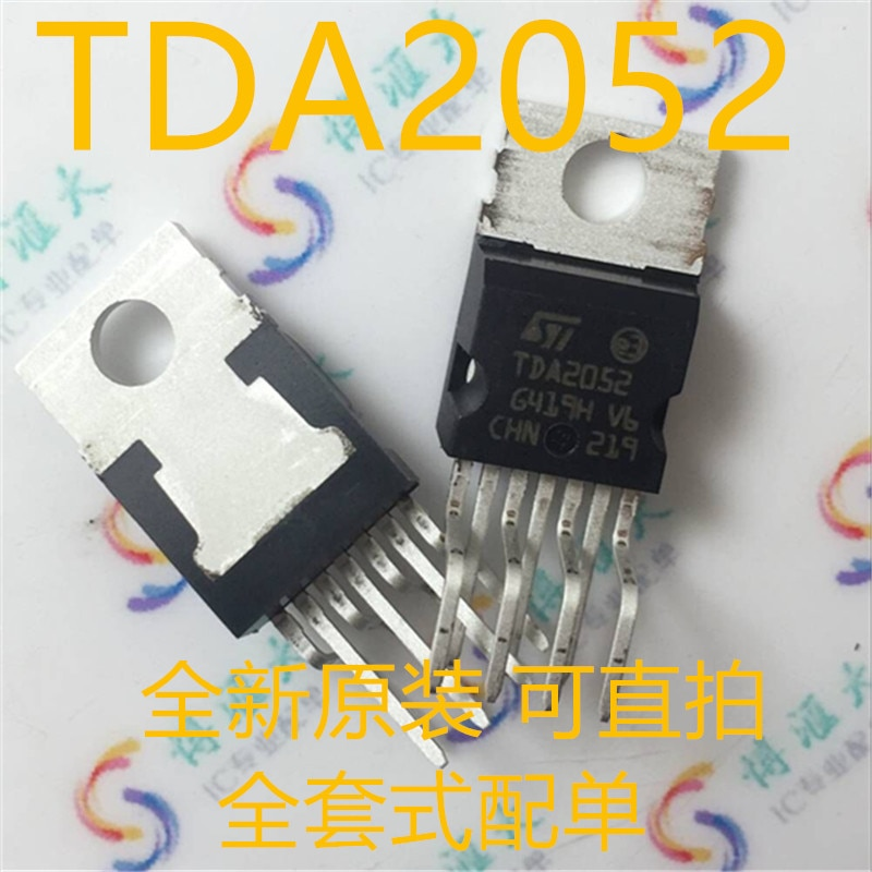 Nuevo TDA2052 TO220-7 5 unids/lote