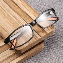 +1.00~+4.0 Unisex Flexible Eyeglasses Ultra-light Reading Glasses Magnifying Diopter Elders Glasses