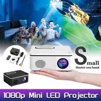 Projecteur Portable a LED pour Home cinema  resolution 7900x1080  320 Lumens  240 P