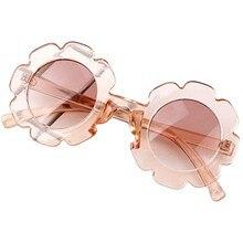 Children Flower Sunglasses Fashion Baby Sunflower Glasses Boys And Girls Kids Sunglasses Shades For