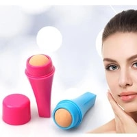 oil absorbing ball volcanic stone oil remove skin care volcanic mud cleaning anti acne portable oil control shrink pores device