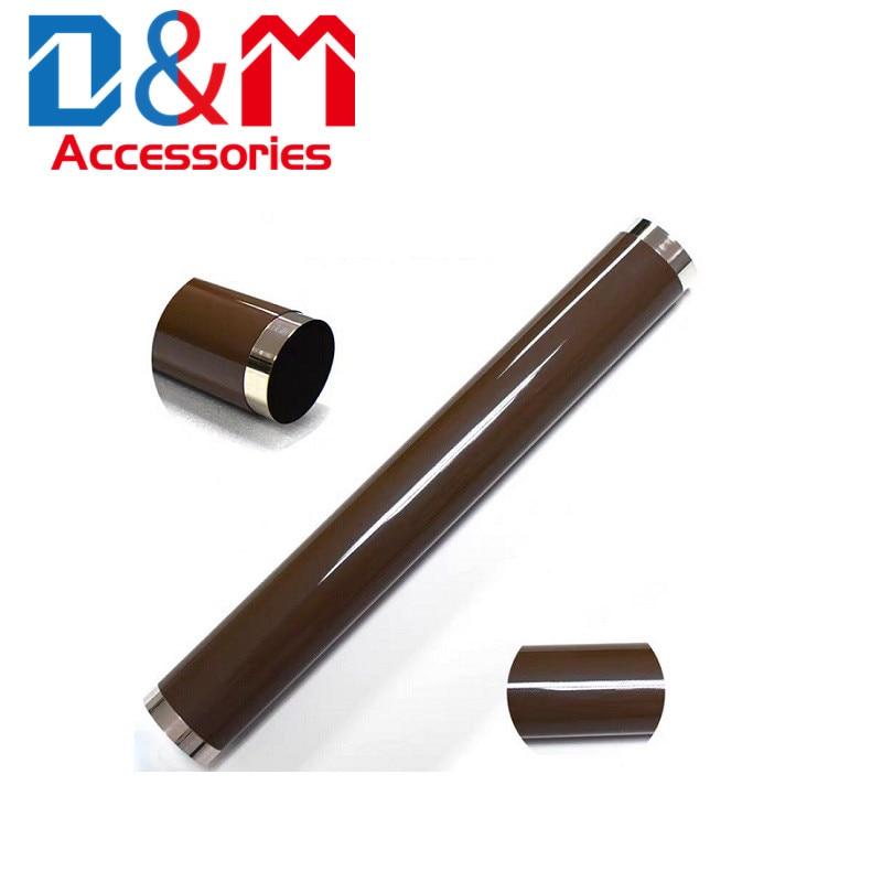 Importación Nuevo fusor japonés película de funda para HP LaserJet P4014 4015 4515 m4555 M600 M601 M602 M603 604 Metal película de fijación