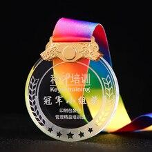 Trophée personnalisé en cristal pour remise de diplôme   Cadeau Souvenir spécial