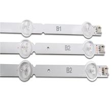 Spécification longueur 630mm * 15mm (L x L) tension 0-94V modèle 6916L-1437A /1438A adapté pour LG 32