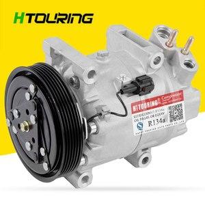 CVW618 AC A/C компрессор кондиционера для автомобиля Nissan Maxima (автоматическое слежение) 96-98 3.0L 92600 40U01 9260040U01 92600-40U01 15-21241 67424 25187502 6PK