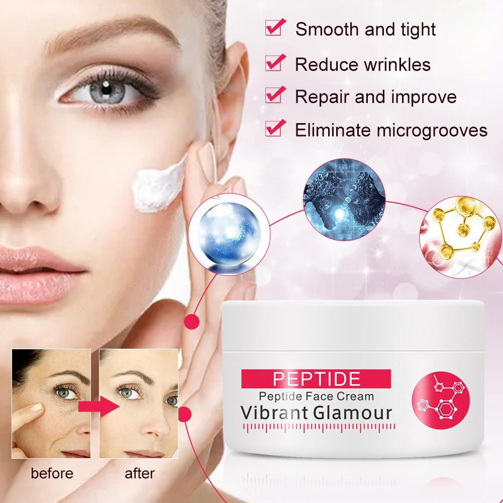 Moisture Cream Shrink Pores Skin Care Face Lift Essence Tender Anti-Aging Whitening Wrinkle Removal Face Cream Hyaluronic Acid недорого