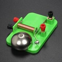 Electrical Trembler Bell Model Science Experiments Aids Developmental Kids Toys Stimulating Curiosity Children Education Toy