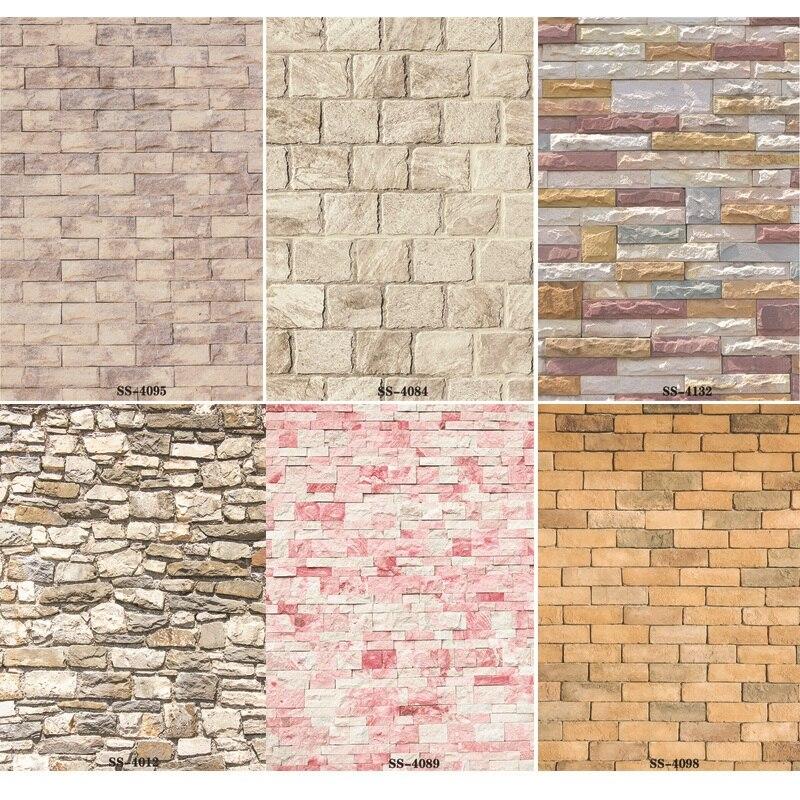 SHUOZHIKE виниловые пользовательские фотографии фоны кирпичная стена и тема пола фото студия фон 20026SS-6623