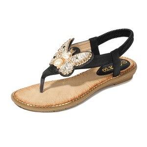 Women's Sandals Shoes Wedge Platform Sandals 2021 Women Shoes Bohemian New Fashion Female Retro Sandals Women Dropshipping