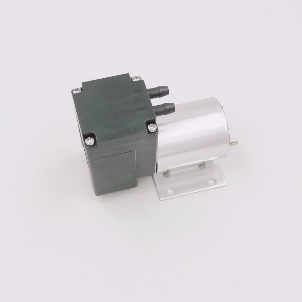 Cepillo y motor de corriente directa sin cepillo para la selección de bomba de vacío de diafragma 6v dc 9V 12v 24v