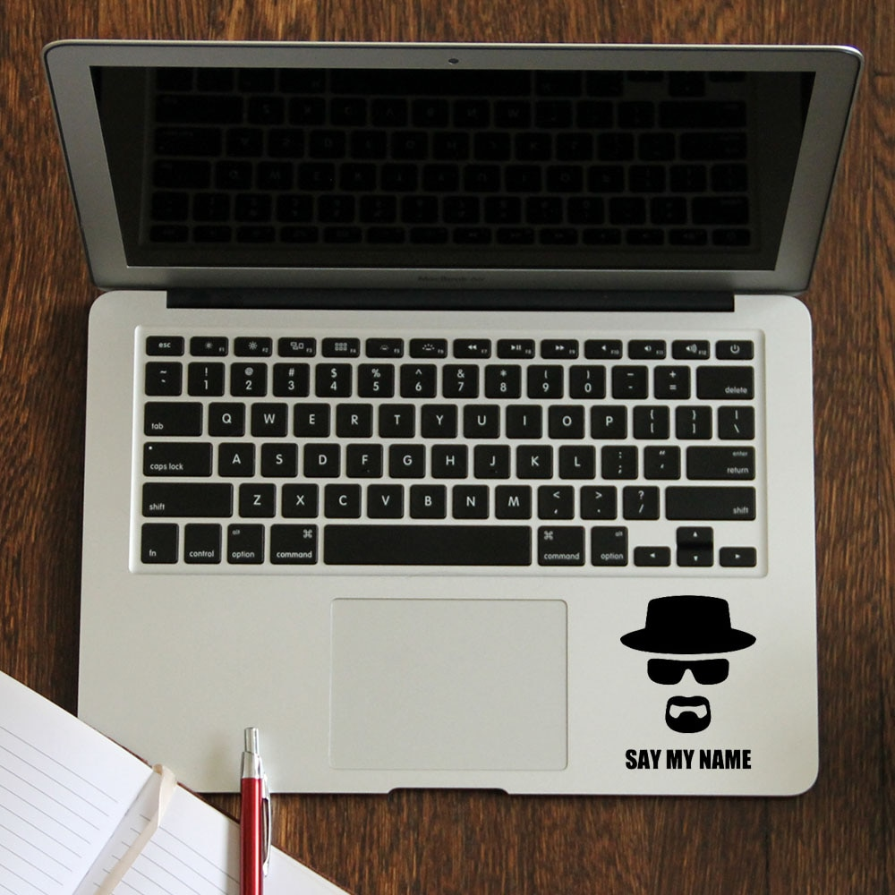 Breaking Bad Laptop Switch Decal Sticker Wallpaper Decals Netbook Laptop Vinyl Wall Stickers for Art