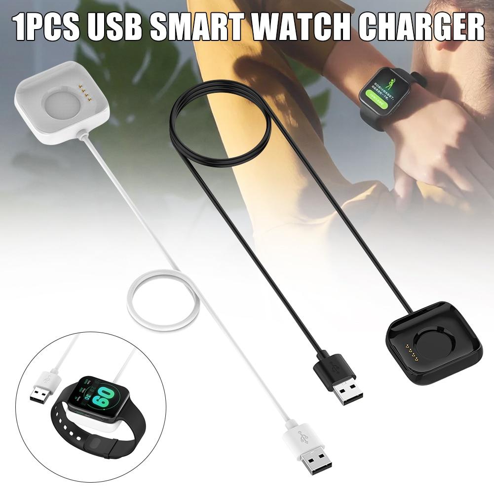 Base de carga magnética cargador de carga rápida con Cable para reloj Oppo Smart Watch h-best