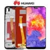 עבור Huawei P20 לייט LCD תצוגה + מסך מגע Digitizer עצרת החלפה עבור Huawei נובה 3E LCD מסך 5.84 אינץ עם מסגרת
