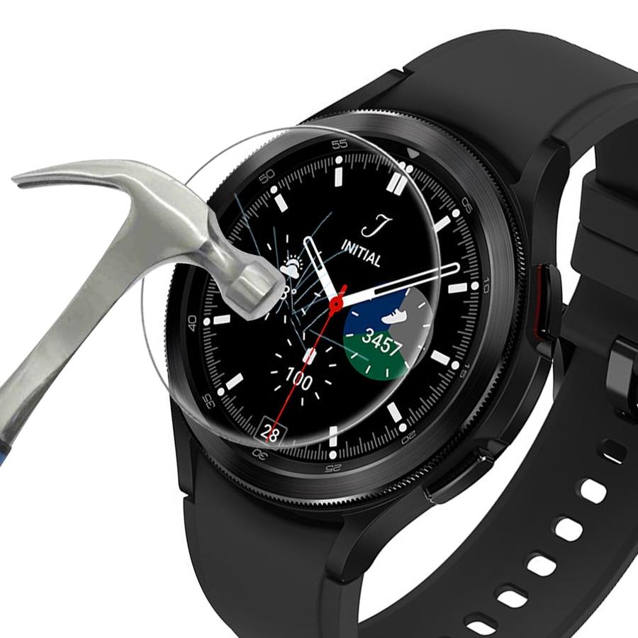 Защитное стекло, закаленное стекло для Samsung Galaxy Watch 4 44 мм 40 мм Watch 4 Classic 46 мм 42 мм