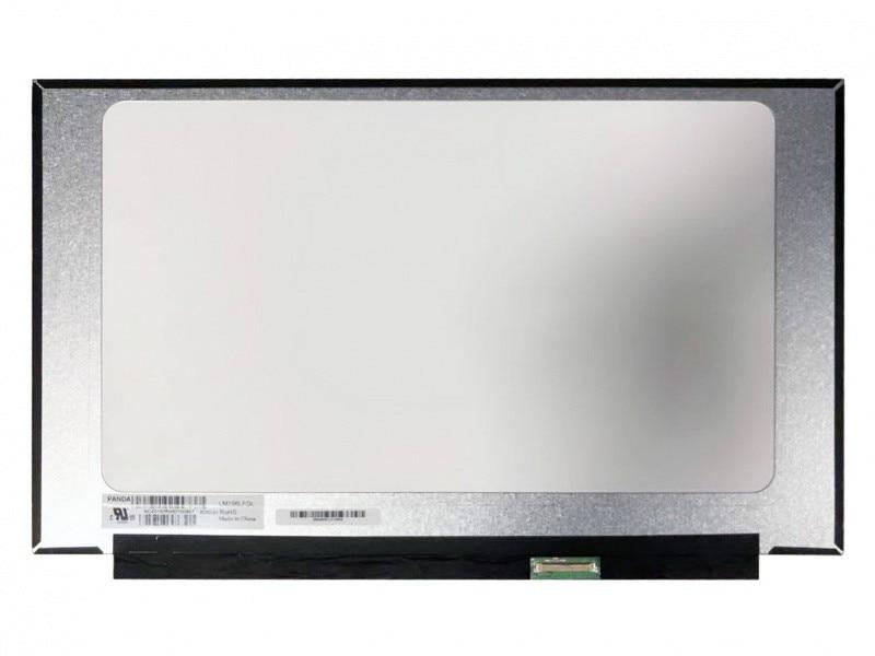 15.6 120hz ips matrix lcd led tela lm156lfgl02 original novo 45% ntsc para panda