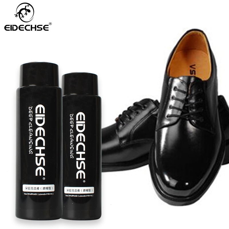 2021 Hot Sale Shoe Professional Washing Liquid 150ml Sneakers Suede Boots High Heeled Shoes Leather Cleaning Solution