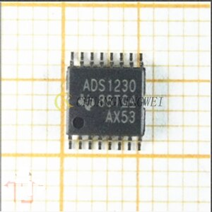 2PCS  ADS1230IPWR TSSOP16  Analog to digital converter  ADS1230 20 original products