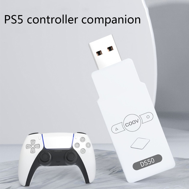 Wireless Controller Converter Adapter PS5 Handle Converter for PS5/PS4/Switch/PC enlarge